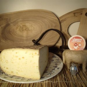 La Toudeille - tomme de vache artisanale au lait cru