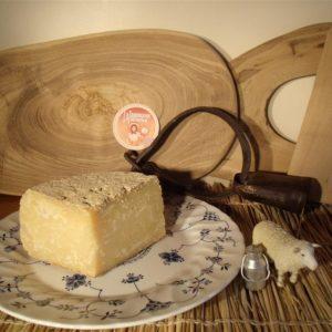 La tomme de Belfort - brebis fermier au lait cru