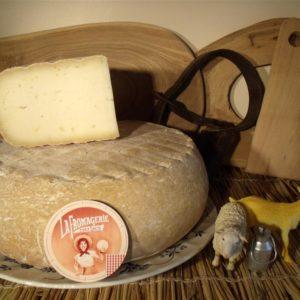 La Toudeille - tomme mixte de chèvre et de brebis artisanale