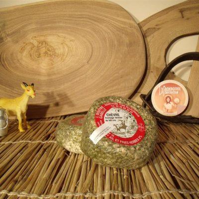 Chèvre ail et fines herbes de la ferme Soustrobe