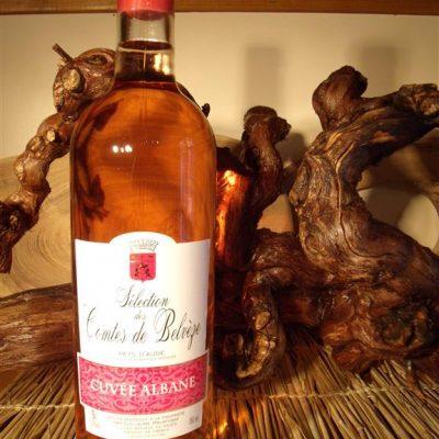 Château Belvèze - rosé - 75 cl