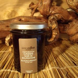 Cassis noir de Bourgogne - pot de 230g