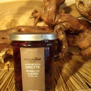 Cerise griotte - pot de 230g