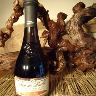 Vin de paille - Arbois Pupillin - 37.5 cl