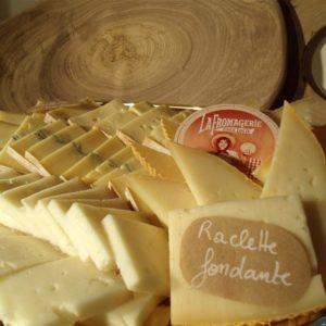 Plateau raclette