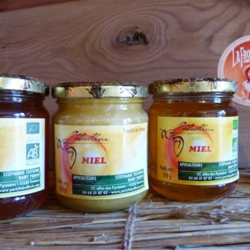 Miel de l'Aude – 250 g
