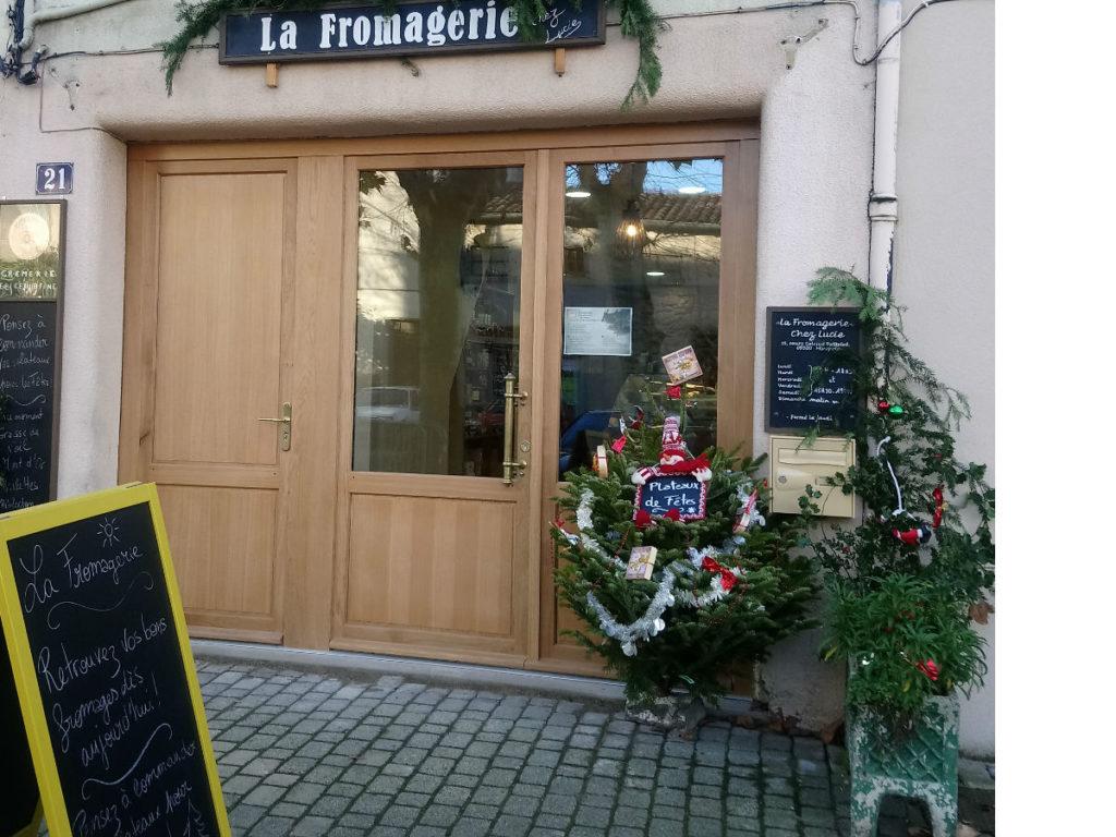 La Fromagerie Chez Lucie à Mirepoix