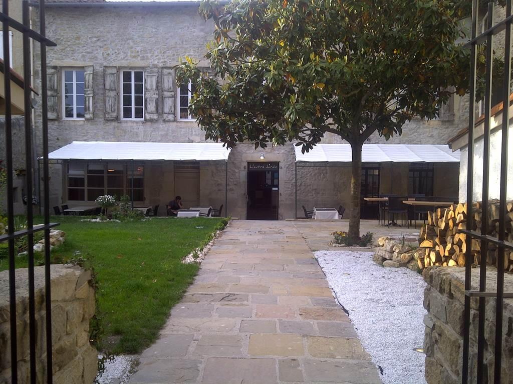 Restaurant L'Autre Jardin Mirepoix